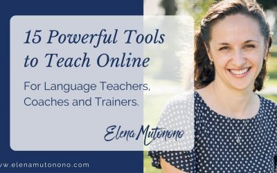 15 Online Tools to Accelerate Your Online Teaching