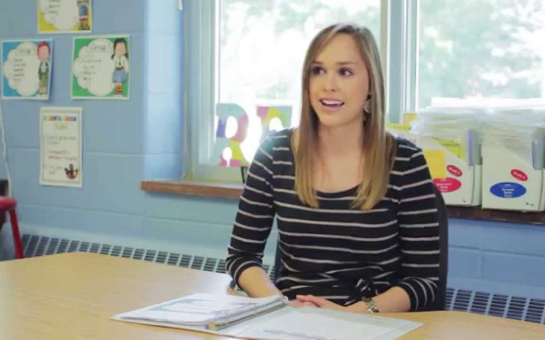 First Year Teacher Experiences Classroom Supply Shortage