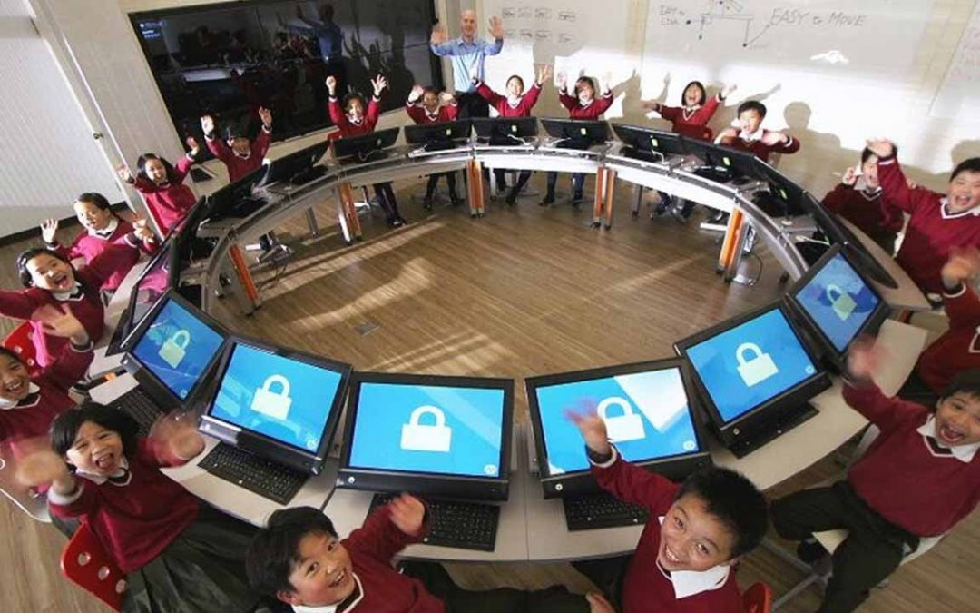 HP Classroom of the Future – Official Video