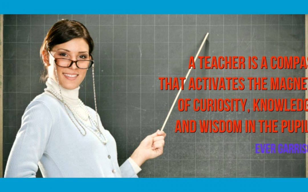 Inspirational Quotes for Teachers – An Inspirational Teacher Quote Presentation