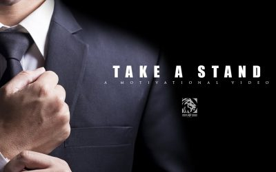 TAKE a STAND – A Motivational Speech for Students